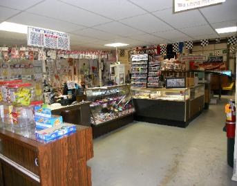 FRONT OF STORE PARTS